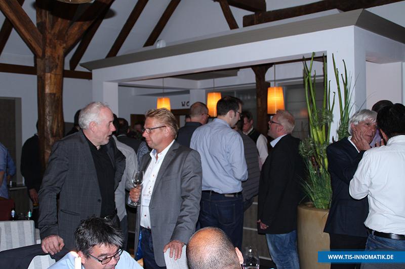 Jubiläumsfeier der TIS GmbH   30 Jahre TIS