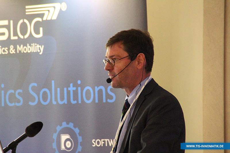 Gastredner Prof. Dr. Michael Schreckenberg auf der InnoMATIK 2016