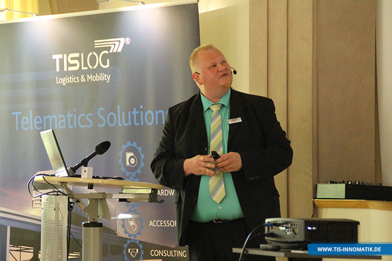 Mike Ahlmann auf der InnoMATIK 2016   TIS GmbH